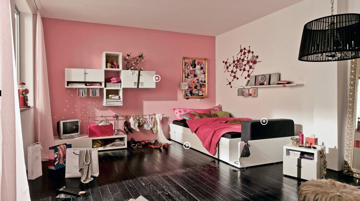 25 tips for decorating a teenager's bedroom | girls room design