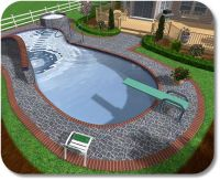 Small Backyard Inground Pool Ideas | Landscape Design ...