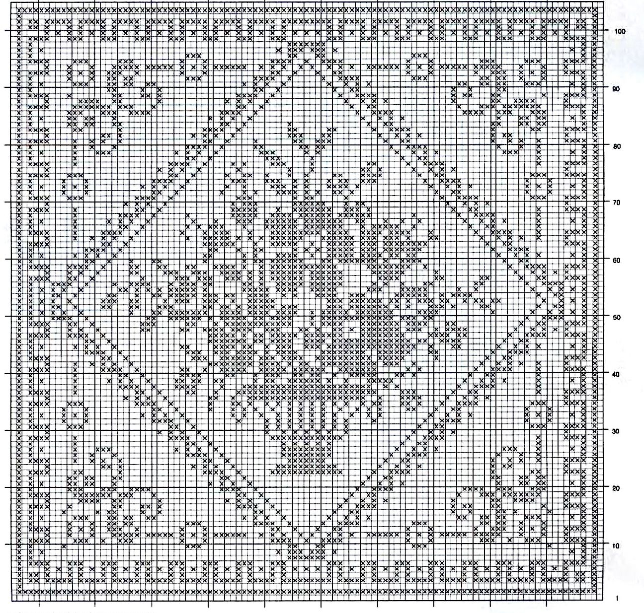 free crochet square pattern diagram 1996 honda civic ex power window wiring doily  patterns
