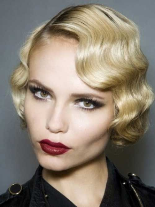 50s Hairstyles Ideas To Look Classically Beautiful 30s