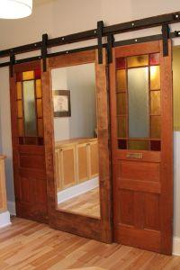 Decorations, Creative Interior Sliding Barn Doors ...