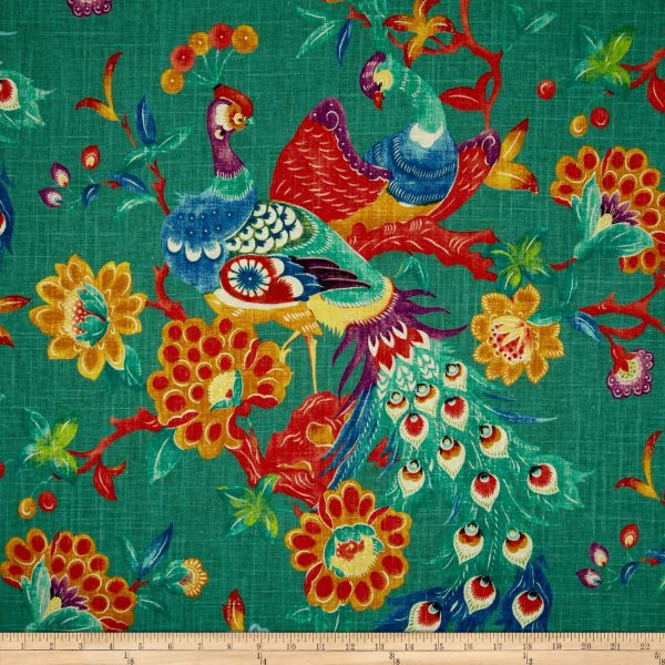 20 Richloom Bird Fabric Pictures And Ideas On Meta Networks