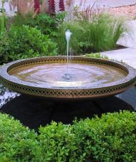 Water bowl mini fountain | Garden Fountains | Pinterest ...