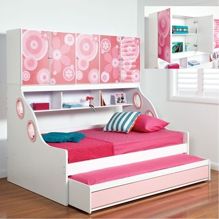 Amelia Single Bed With Trundle This Is Cool Too