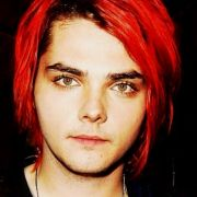 gotta love red hair. gerard