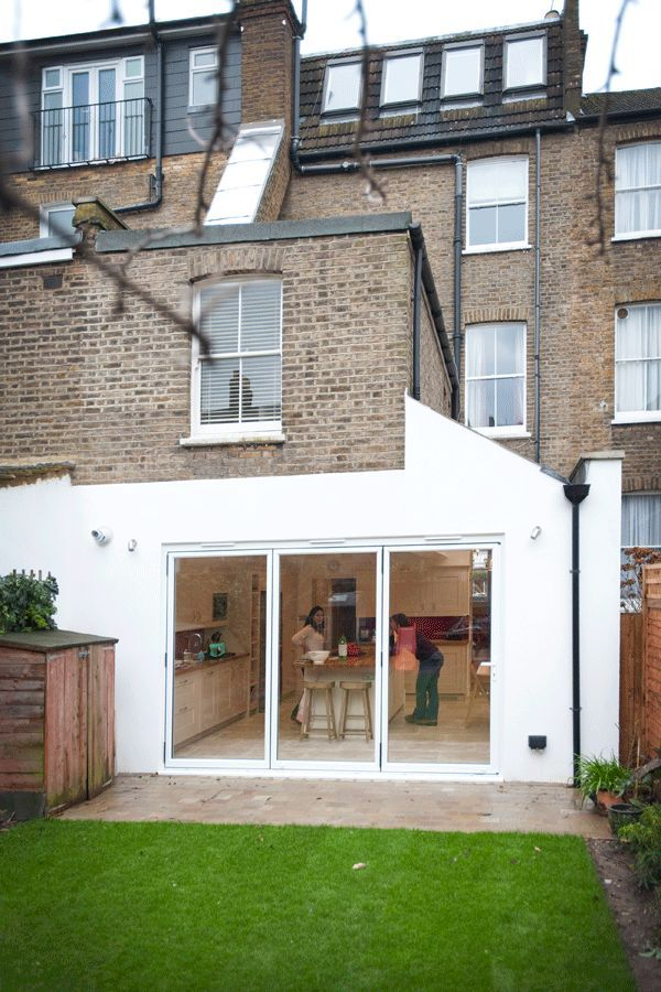 Image Result For Side Rear Extension Victorian Terrace Linden