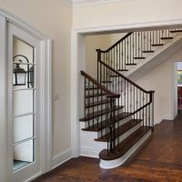 Traditional Staircase wrought iron stairs Design Ideas
