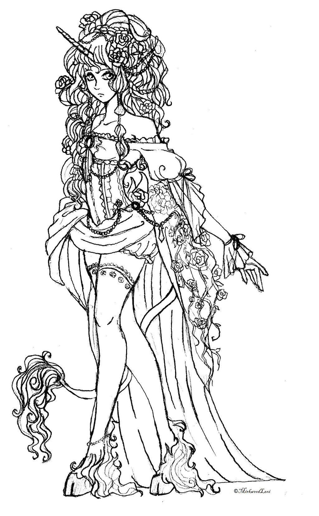Maiden Of Fantasy
