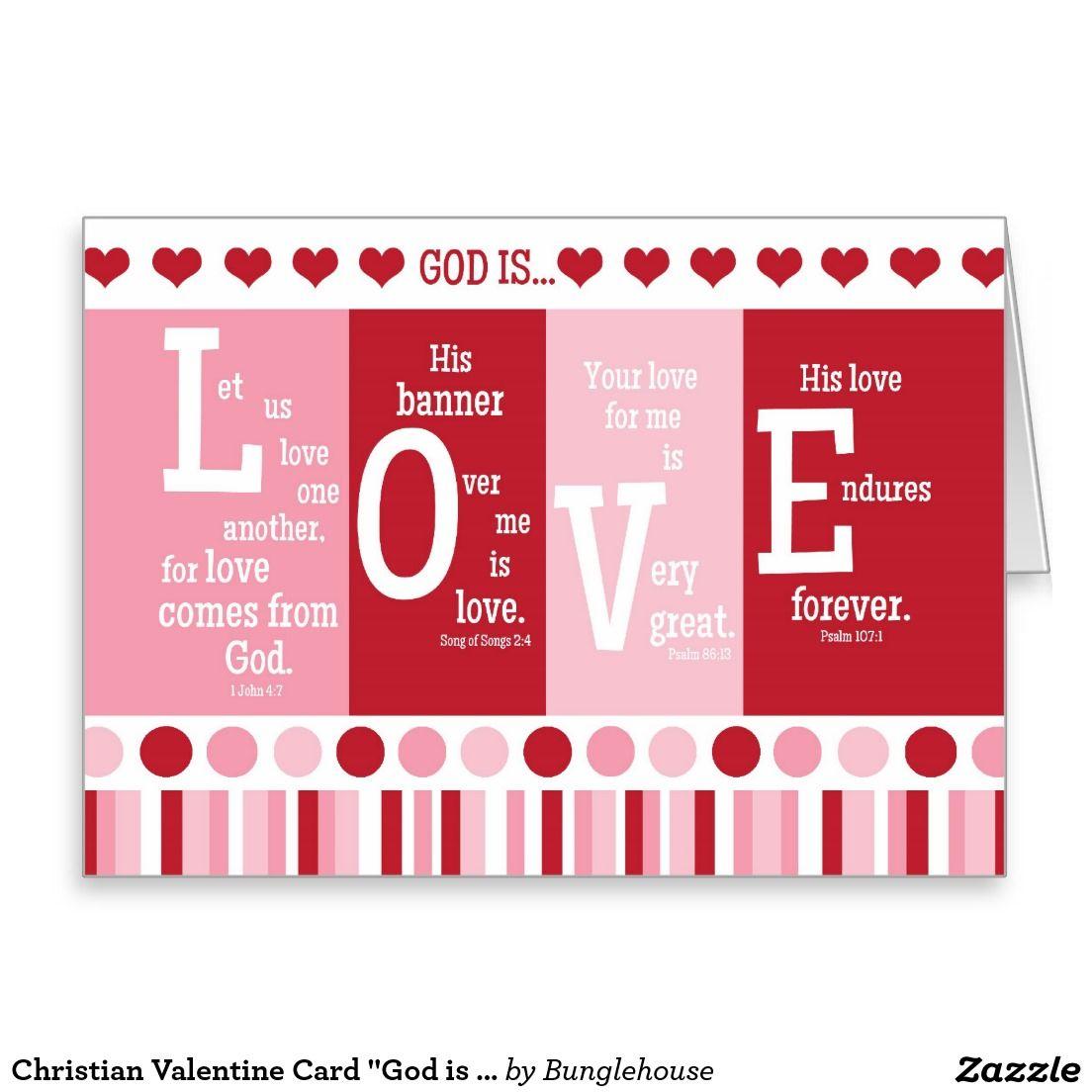 Christian Valentine Verses