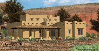Garrell Associates, Inc. Santa Fe House Plan # 06312 ...