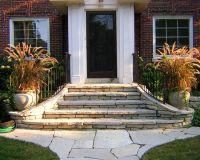 front steps and sidewalks - Google Search | landscape ...