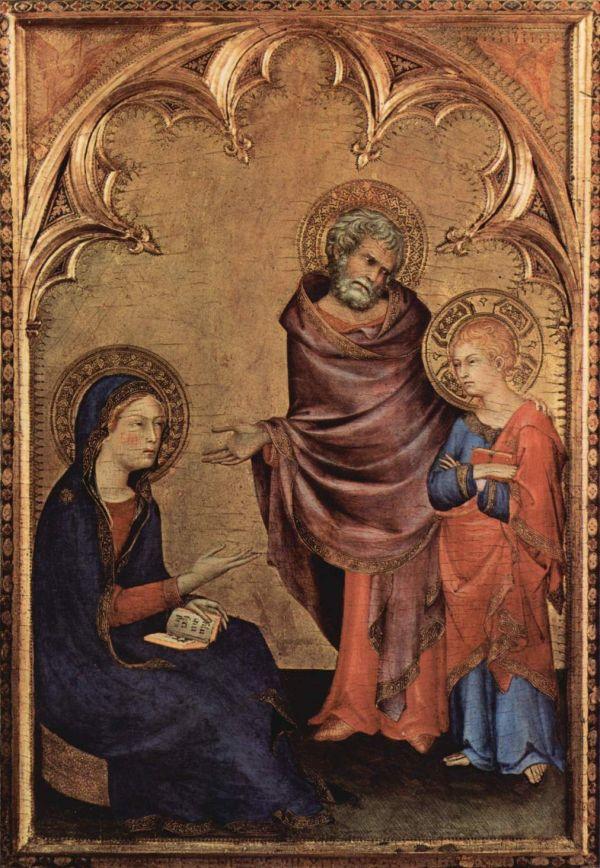 Simone Martini Paintings