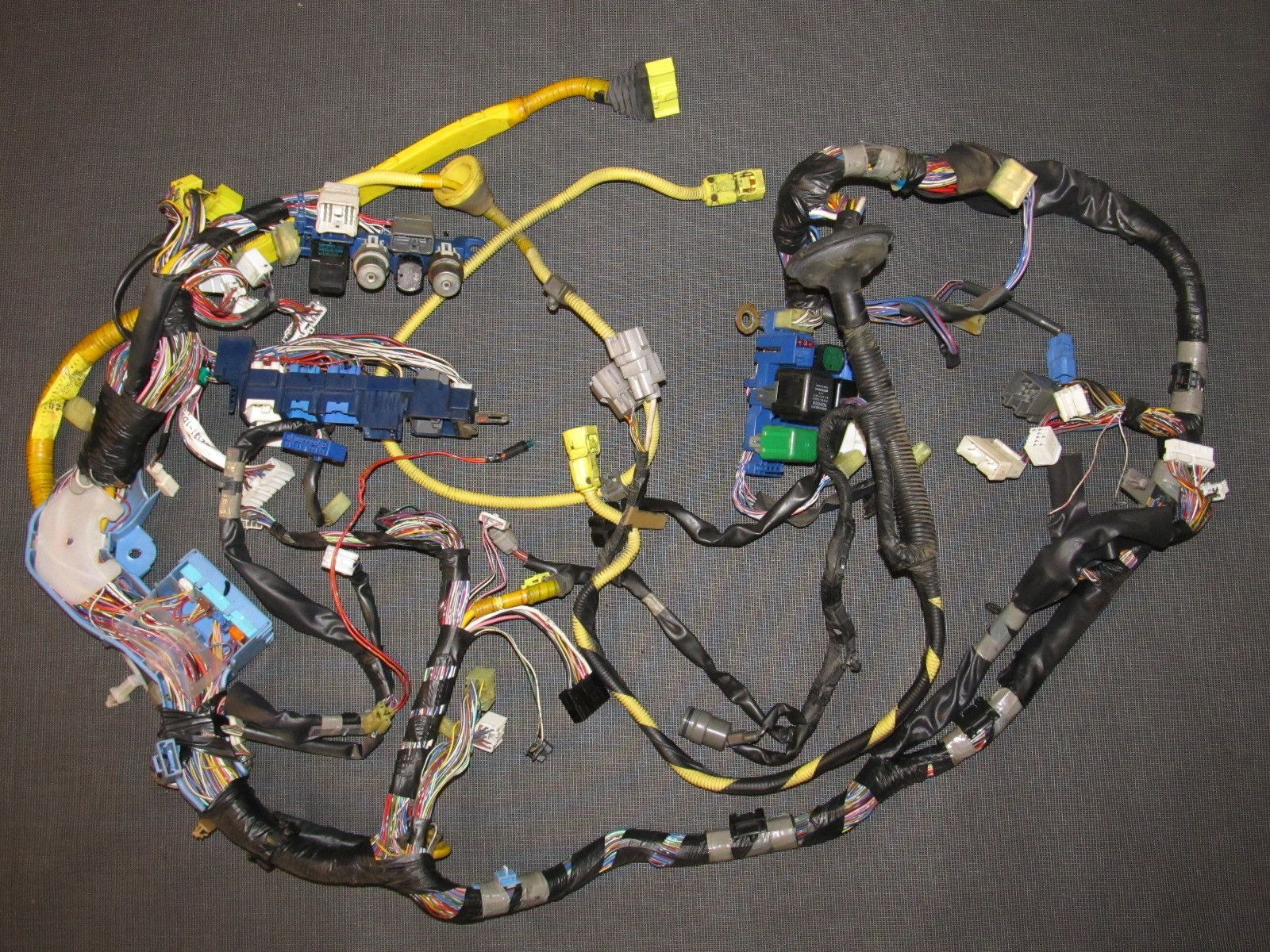 hight resolution of 1990 toyota supra oem dash heater system wiring harness toyota camry wiring harness wiring harness toyota supera