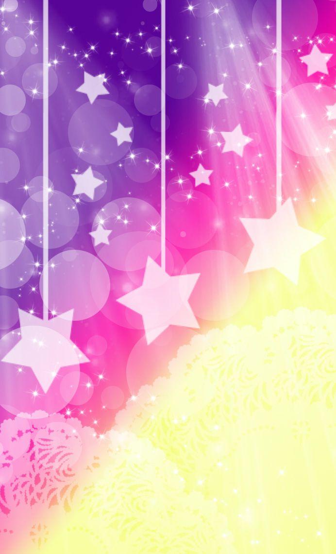 Cute Anime Wallpaper Organizer Pastel Super Stars Background By Yuninaoki Deviantart Com