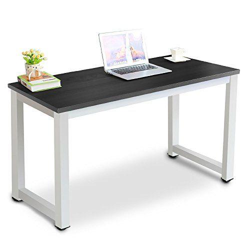 Tribesigns Modern Stylish Computer Desk PC Laptop Study T