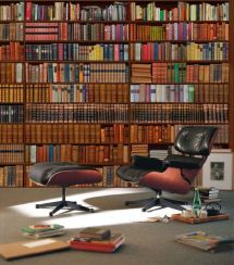 Home Library Furniture Design