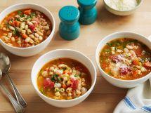Pasta Fagioli Soup Recipe Food Network