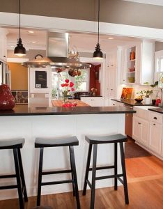 small kitchen remodel and amazing storage hacks on  budget also rh pinterest