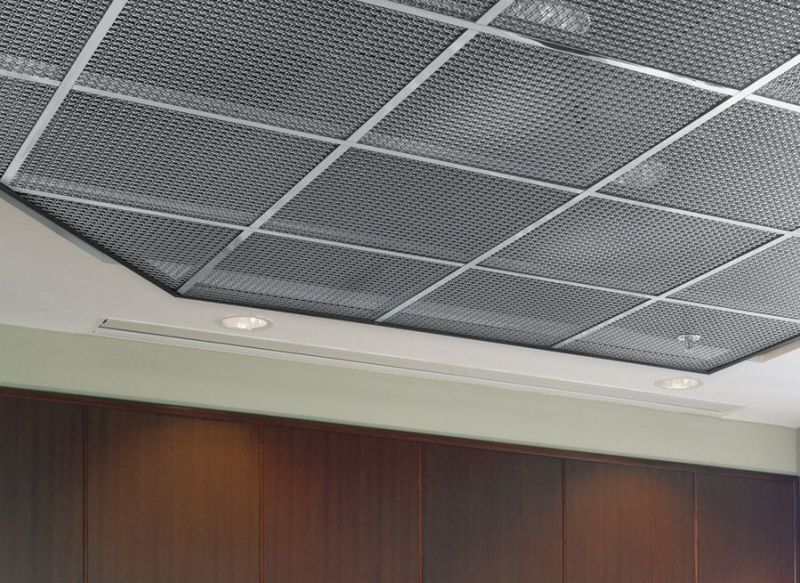 New Mesh Metal Ceilings From Armstrong