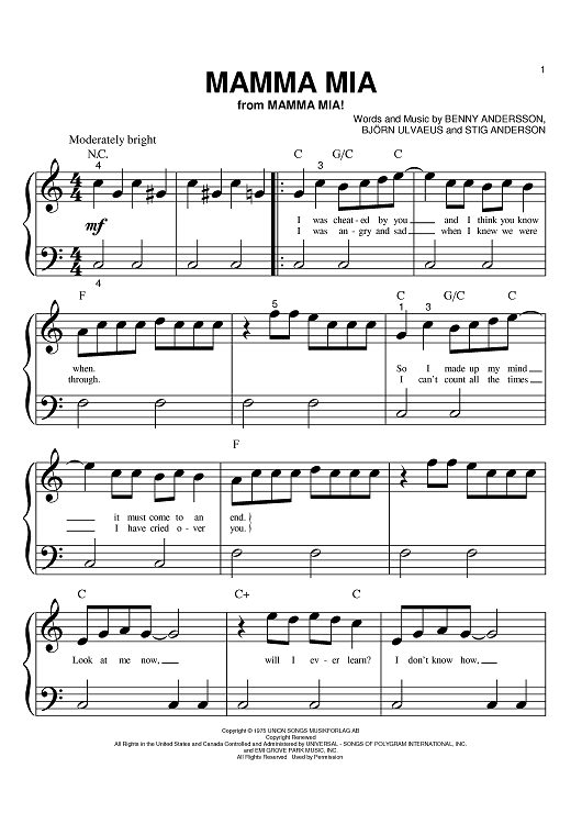 Hallelujah Chords Piano Letters