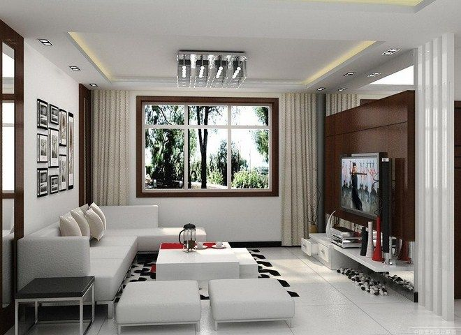 Small House Living Room Designs House Style Pinterest