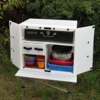 The Camping Kitchen Box Store. Camping Kitchen Box Chuck ...