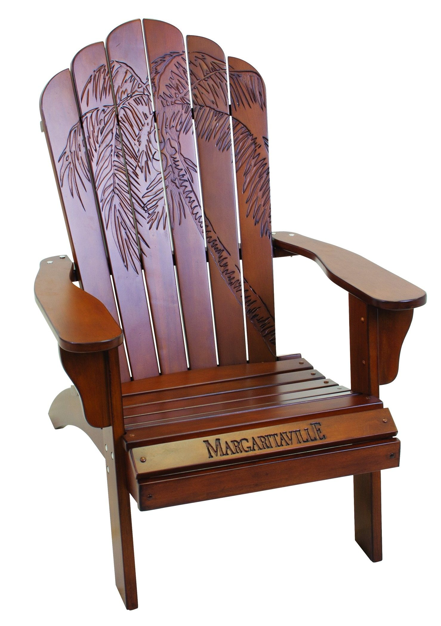 Margaritaville Adirondack Chairs Margarita Ville Chair Margaritaville Wood Carved Quotpalm
