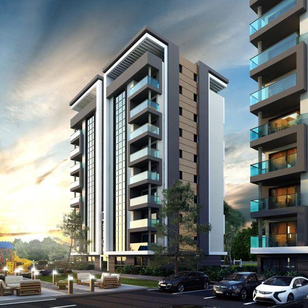 Alparslan Konutlar Future Home Design