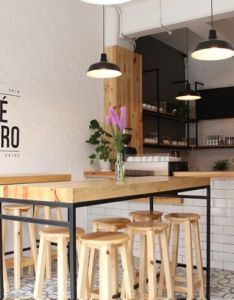 Home inspo for  cafe styled look also negro la nueva cafeteria de coyoacan pinterest rh