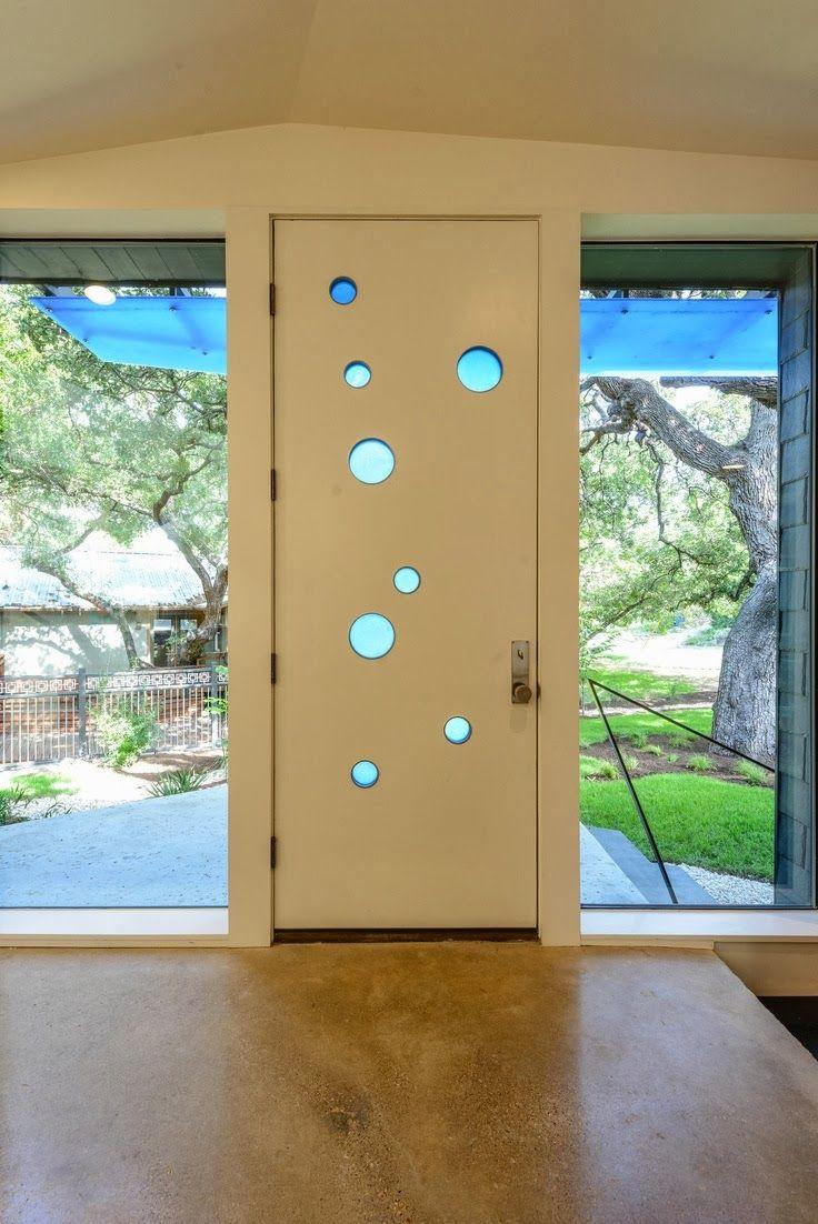 Mid Century Modern Entry Door Knobs