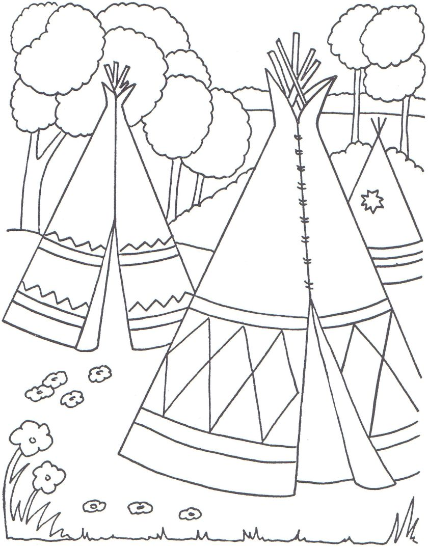 indian coloring pages  coloring for kids  pinterest