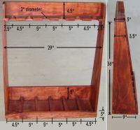 Rifle Rack Plans - Bing images