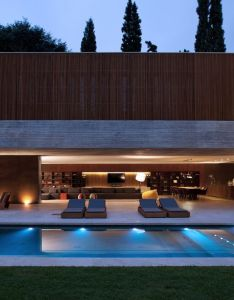 Here you get modern architecture with open design and adjacent pool  fantastic house best location in casa dos ipes sao paulo brazil also picture gallery interiores pinterest galleries rh za
