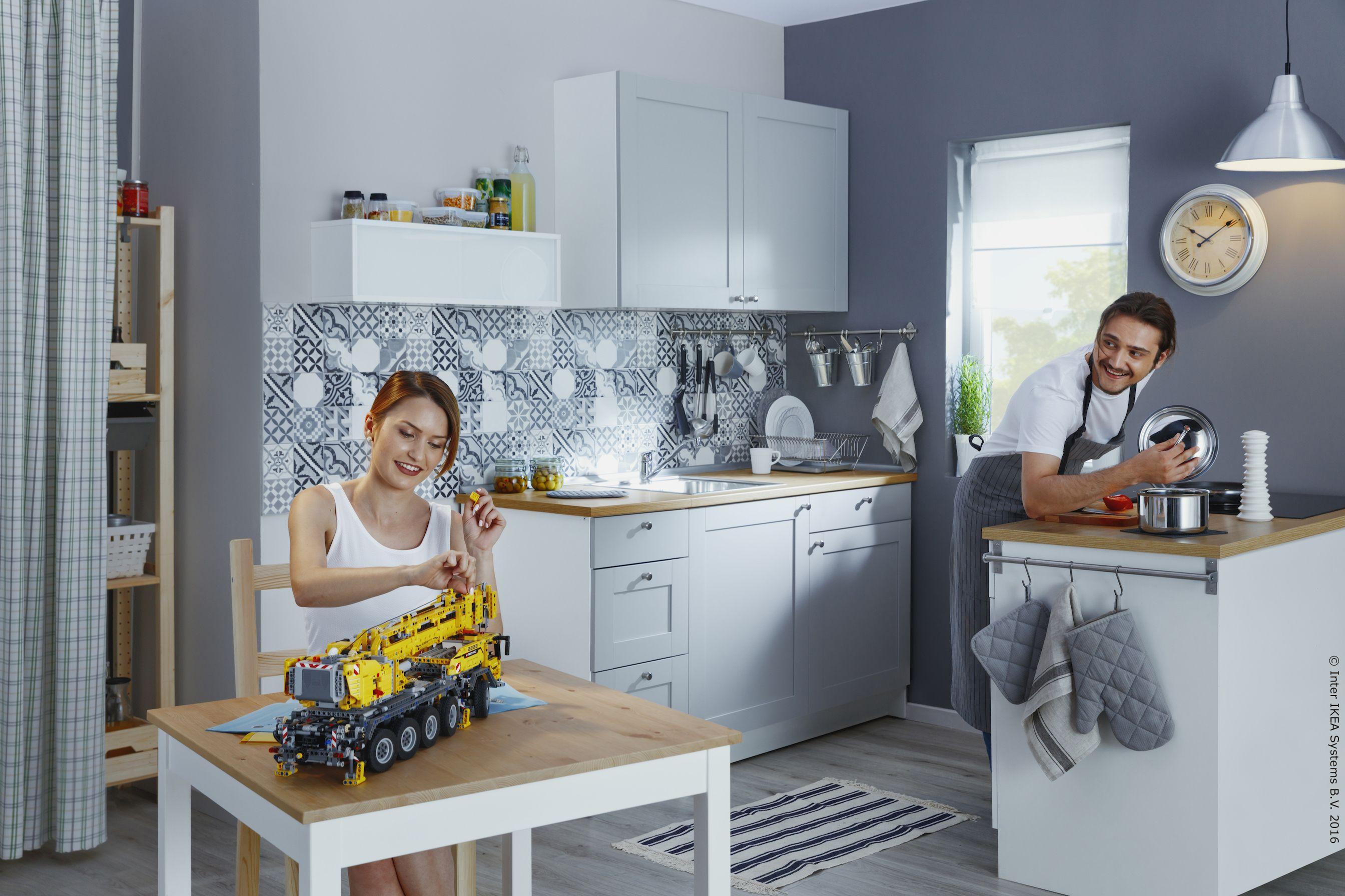 Knoxhult Kuchen Ikea Ideen Fur Kuche Esszimmer Und Speisezimmer Zur