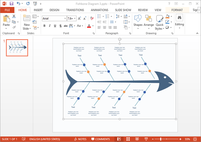 Create Powerpoint Presentation From A Rack Diagram Conceptdraw