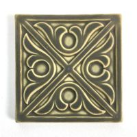 Ceramic Decorative Tile Classy Decorative Handmade Ceramic ...