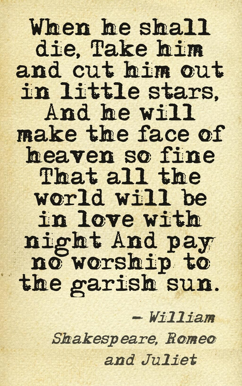 Best 25 Romeo And Juliet Quotes Ideas On Pinterest