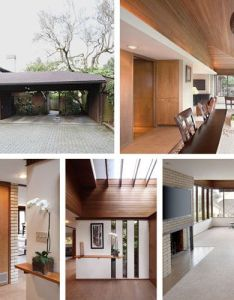 Before photos the interiors of this modern house that dates back to were renovated also  in seattle was given  contemporary update by mw rh pinterest