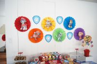 Dogs to the Rescue! Paw Patrol Party Ideas - Little Party Love