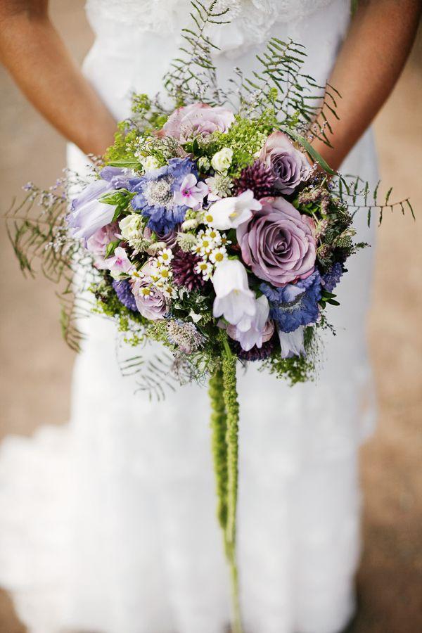 Brautstrau lila blau purple flowers hochzeit blumen wedding blue pastell bouquet  Others