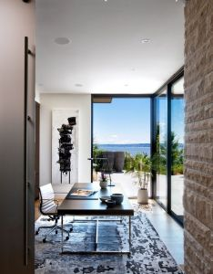 Burkehill residence by craig chevalier and raven inside interior design west vancouver british columbia canada also  wear defined  perfect indoor outdoor experience rh pinterest