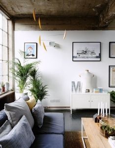 Lots of natural light floods this simple and clean styled apartment living room simpleandclean also rh nz pinterest