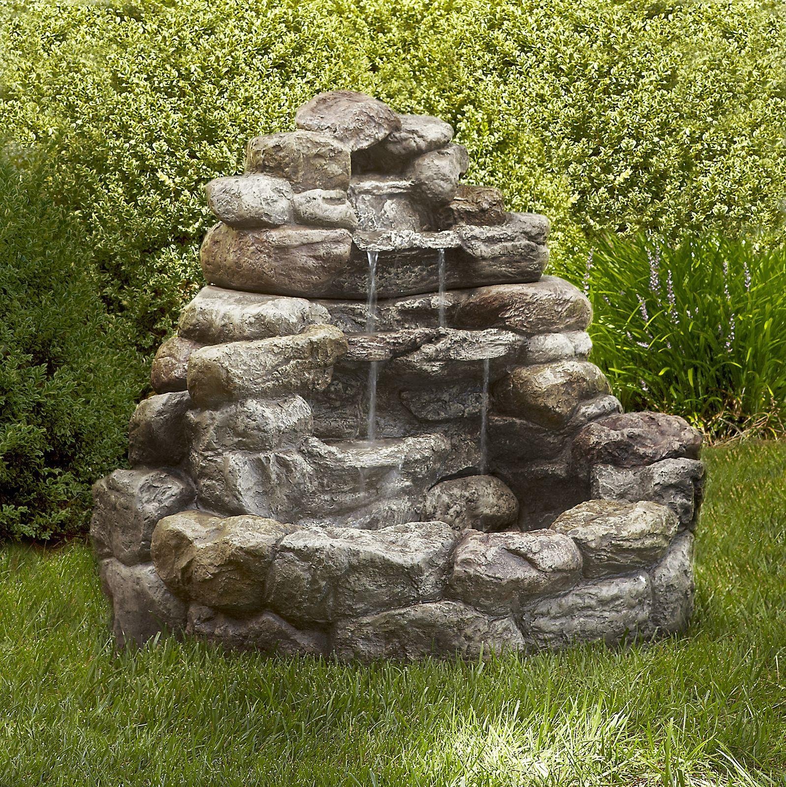 Znalezione Obrazy Dla Zapytania Outdoor Water Fountain Outdoor