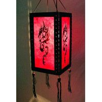 Zen hanging lamp lighting, Wood pendant lamp shade ...