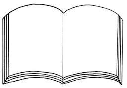 Resultado de imagem para imagem de um livro aberto para