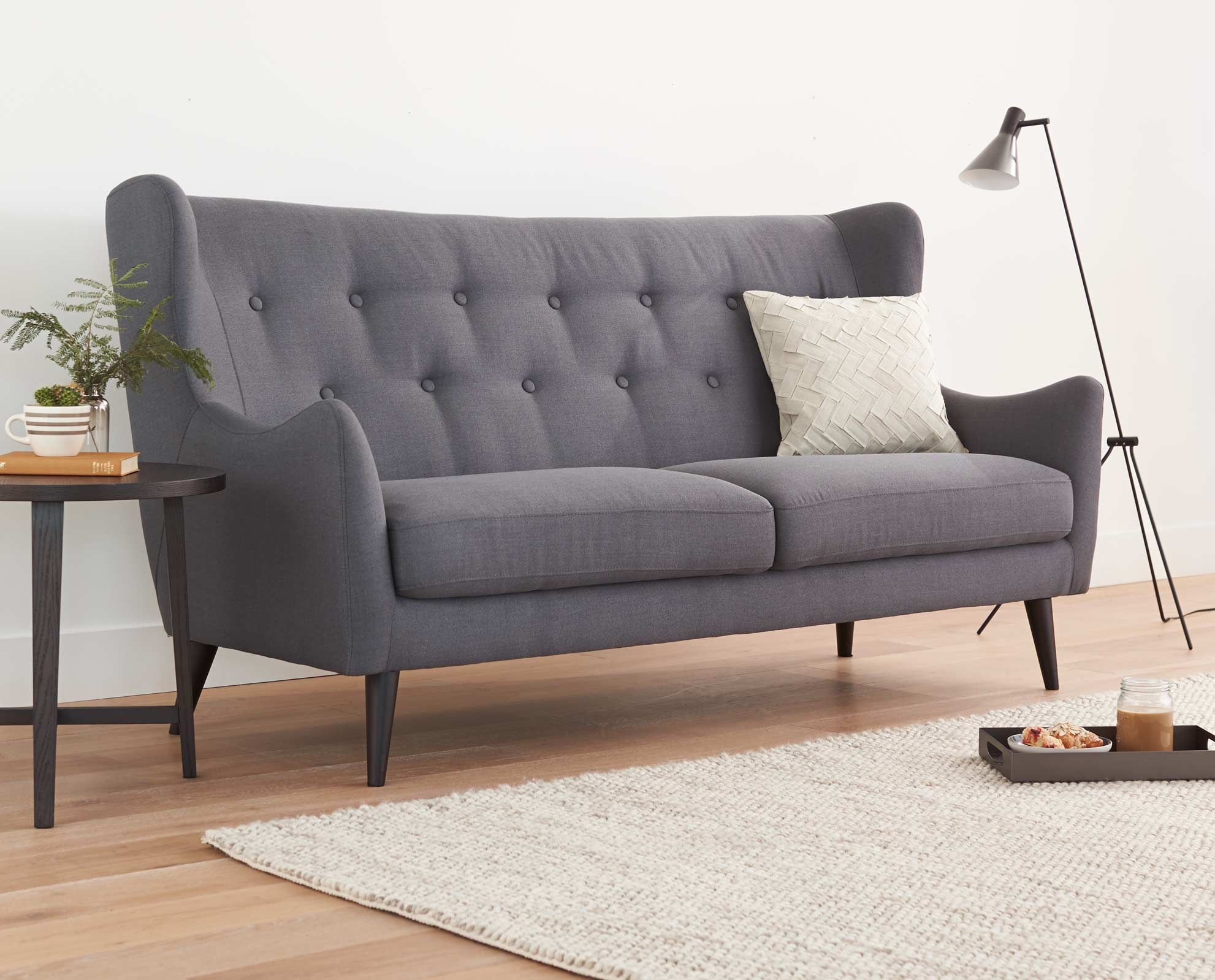 dania sofa bed younger reviews sofas sectionals living dellarobbia