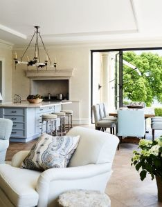 Interior designer thomas hamel and landscape paul bangay infuse an australian home with old world grandeur also image result for design  ryan studio rh in pinterest