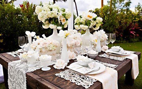 dekoration tisch hochzeit  ComForAfrica