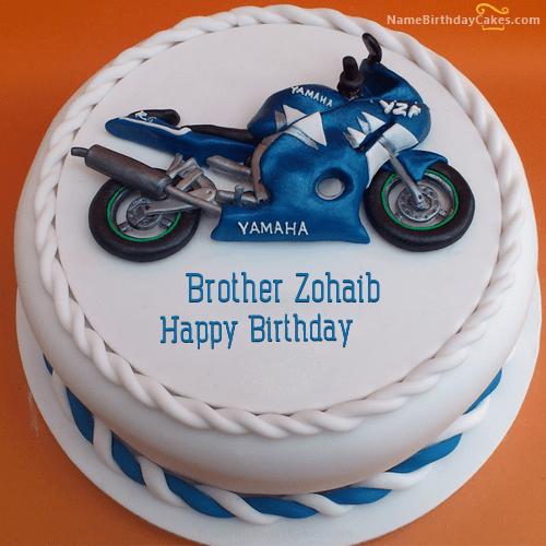 Happy Birthday Cake Komal