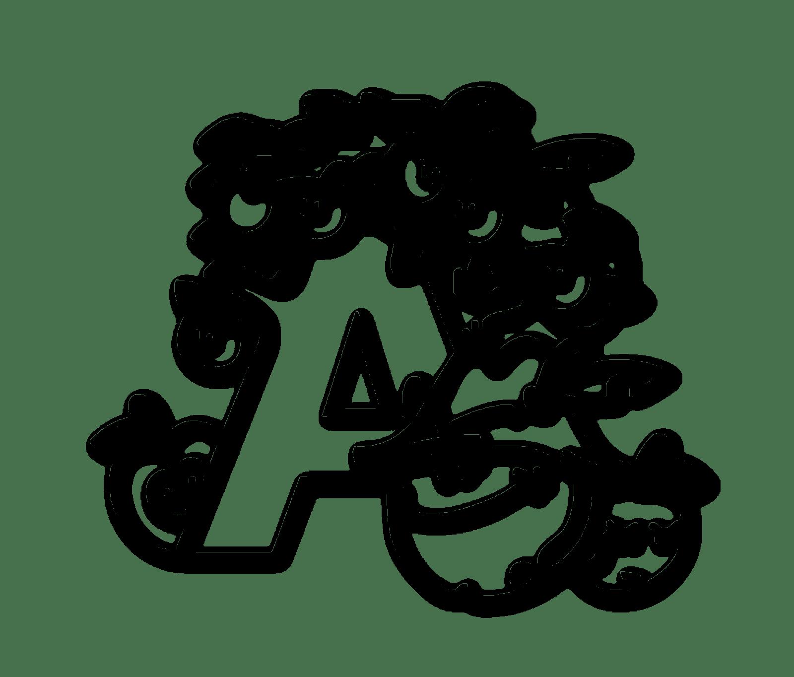 Alphabets Phonetics Clipart